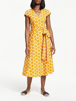 Boden Tori Cotton Midi Dress