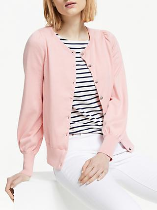 Boden Alice Cardigan, Chalky Pink
