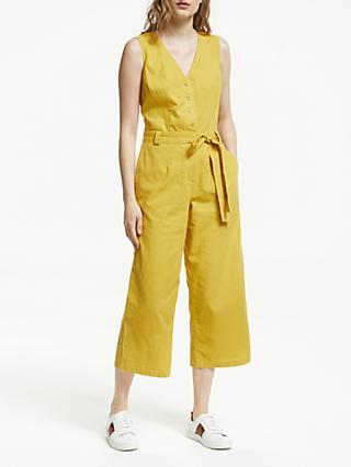 Boden Verity Jumpsuit, Dijon