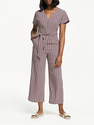 Boden Romilly Daisy Jumpsuit, Navy