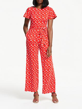 0fa4bd0aee Boden Camille Print Ponte Jumpsuit