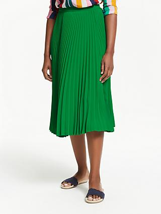 Boden Kristen Pleated Skirt
