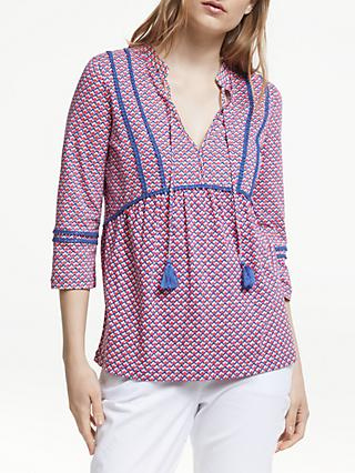 Boden Gemma Jersey Cotton Top