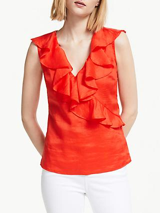 Boden Alicia Frill Top