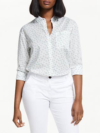 f164d834e348 Boden Audrey Floral Girlfriend Shirt