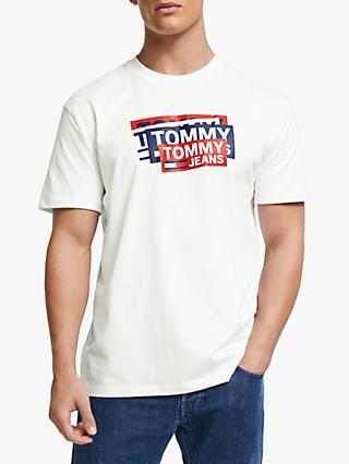 Tommy Jeans Multi Corp Logo T-Shirt