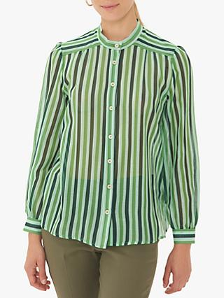 Gerard Darel Elysa Blouse, Green