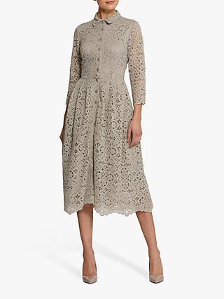 Helen McAlinden Sonia Mink Shirt Dress 33eacc7fc