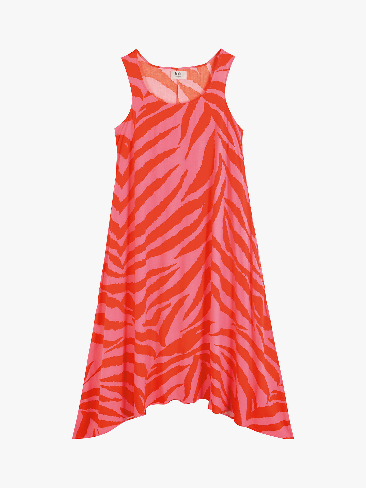 2a4ef4a0af365 hush Alvers Dress at John Lewis   Partners