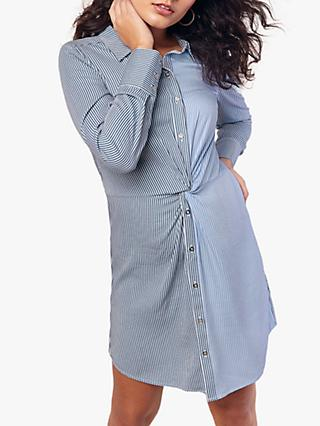 5d72e8eb3b Oasis Alternate Stripe Shirt Dress