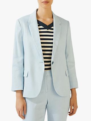 b7471482146 Jigsaw Portofino Linen Jacket