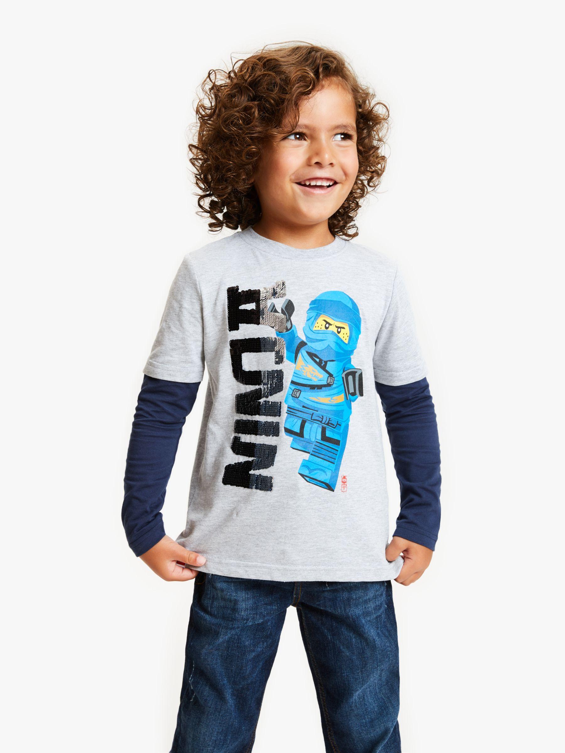 Retirement Plan Childrens Long Sleeve T-Shirt Boys Cotton Tee Tops