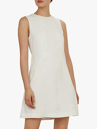 Ted Baker Sieera Tunic Dress, Ivory