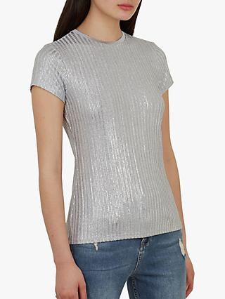 d8ba9a4be48e Ted Baker Catrino Metallic T-Shirt