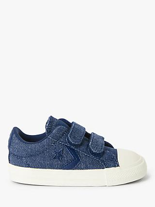 decd76de00790e Converse Children s Star Player 2V Riptape Trainers