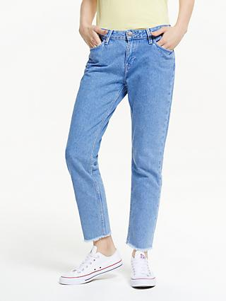 Lee Elly High Waist Slim Jeans, B-Side