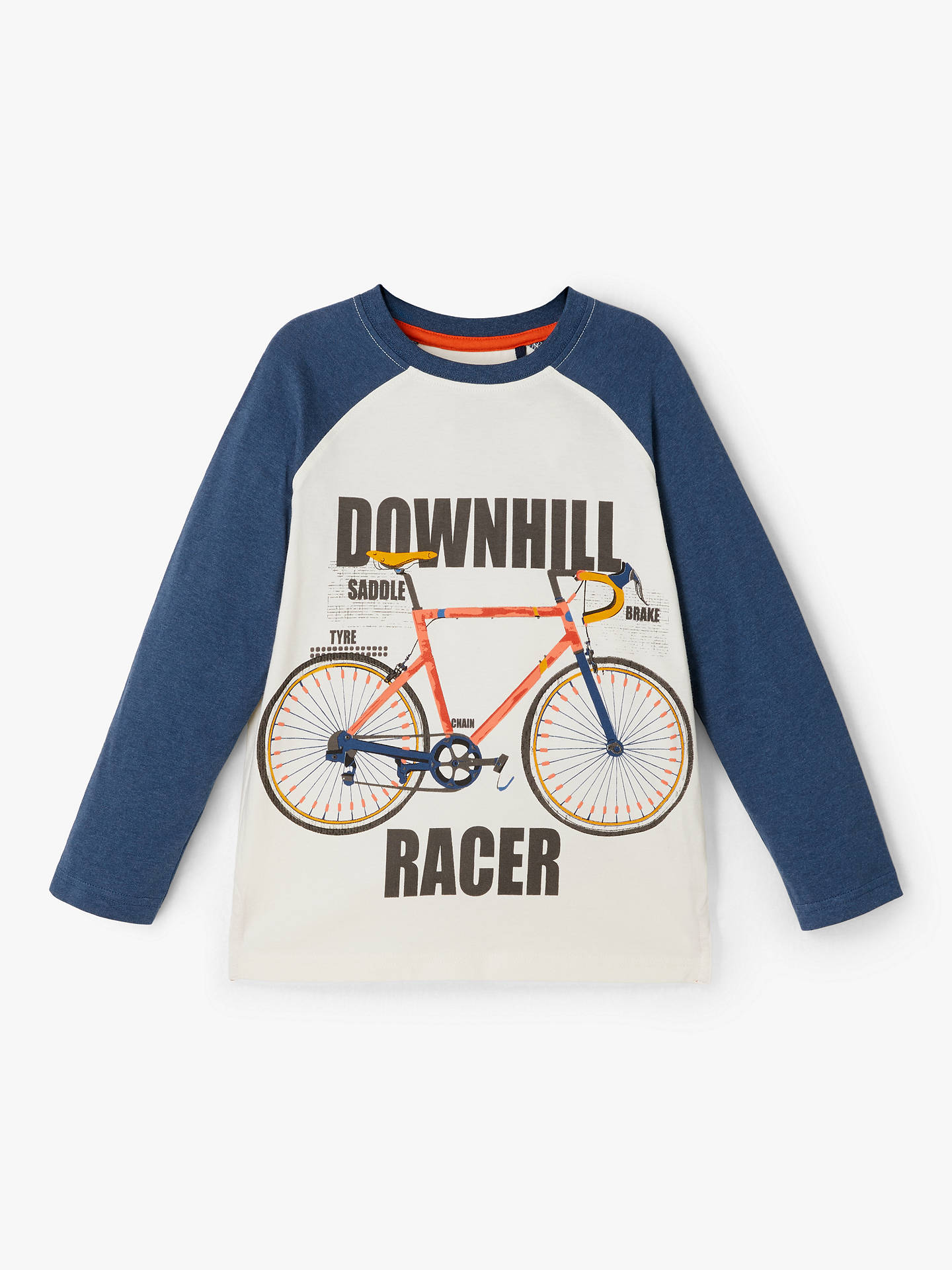 Personalised BMX Rider Childrens Boys Hoodie