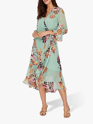 7e432f65cbc Y.A.S Malla Floral 3 4 Dress