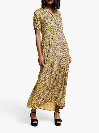 Y.A.S Sylvia Maxi Dress, Anise Flower