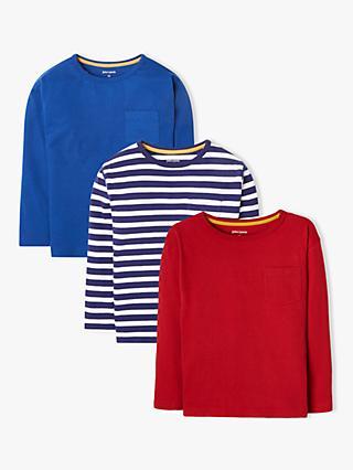 01e25ba75 Boys' Shirts & Tops | T-Shirts & Polo Shirts | John Lewis & Partners