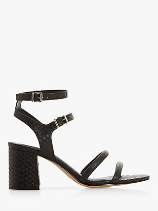Dune Magnaa Block Heel Sandals