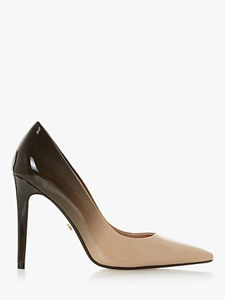 b129d9aa1e24a Dune Aivy Stiletto Heel Court Shoes