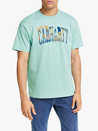 Carhartt WIP Greetings From Logo T-Shirt, Mint