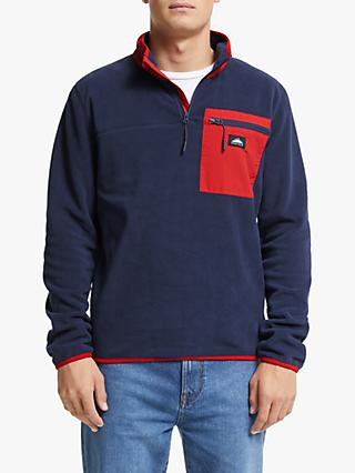 Penfield Yuma Fleece Top, Navy