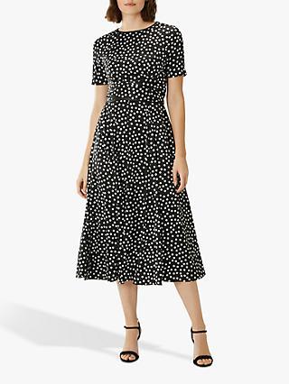 2a1902957d Coast Sarah Spot Print Midi Dress