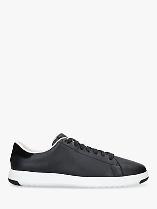 Cole Haan Grand Leather Tennis Trainers