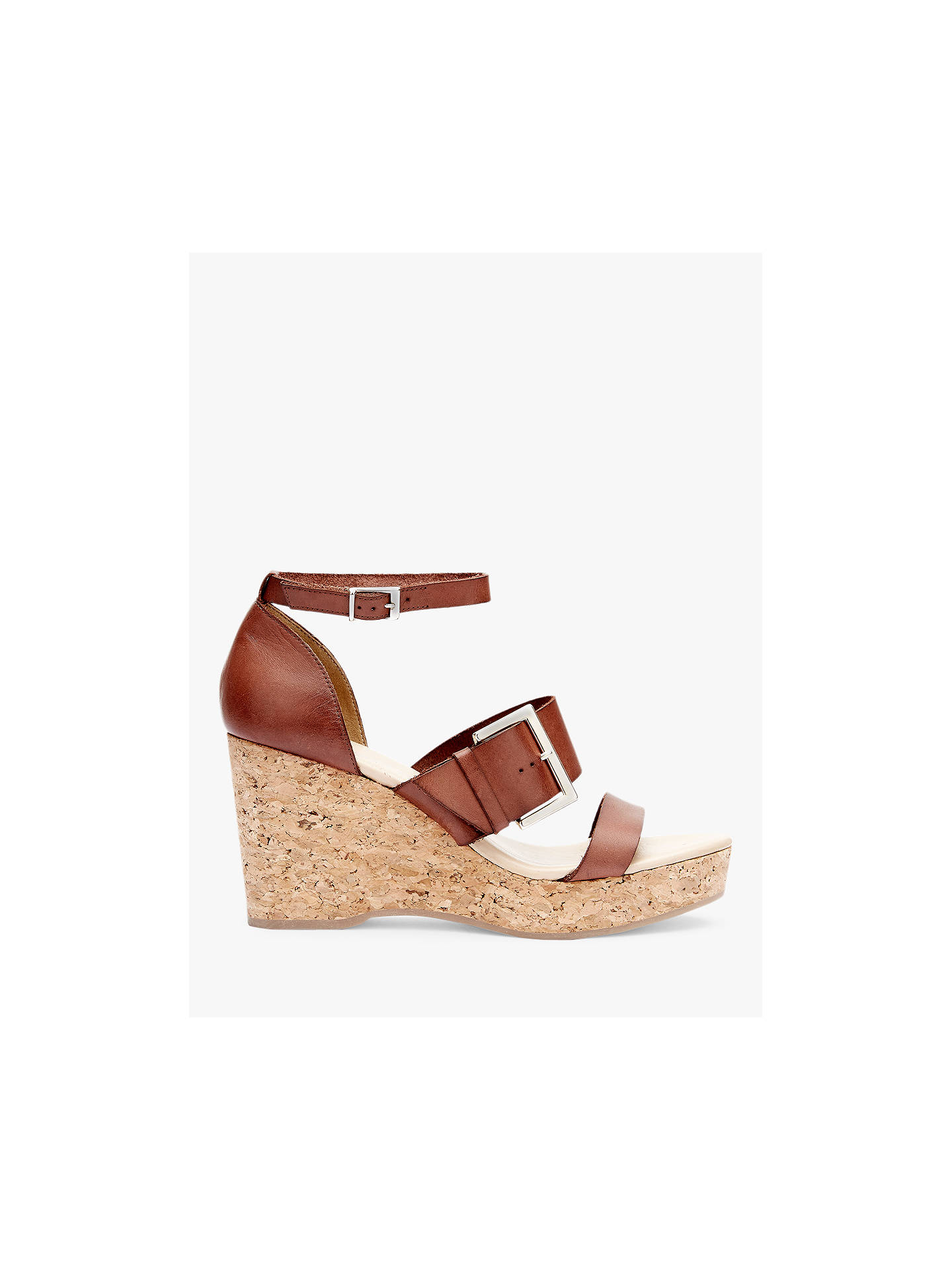 5e040d5b2d8 Buy Mint Velvet Eliza Strappy Wedge Heel Sandals