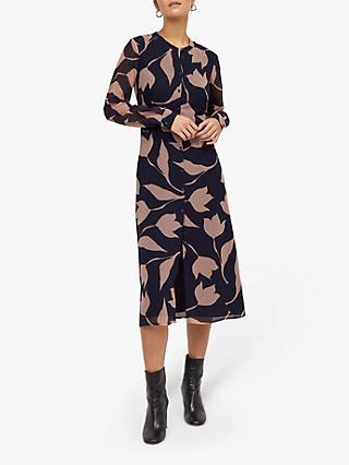 e3aa474b432 Warehouse Oversized Tulip Dress