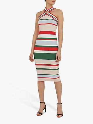 102809e772fd Ted Baker Iyndiaa Stripe Bodycon Dress