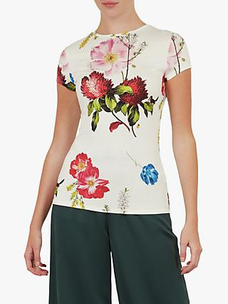 d9c064cecc40 Ted Baker Dilliah Fitted T-Shirt