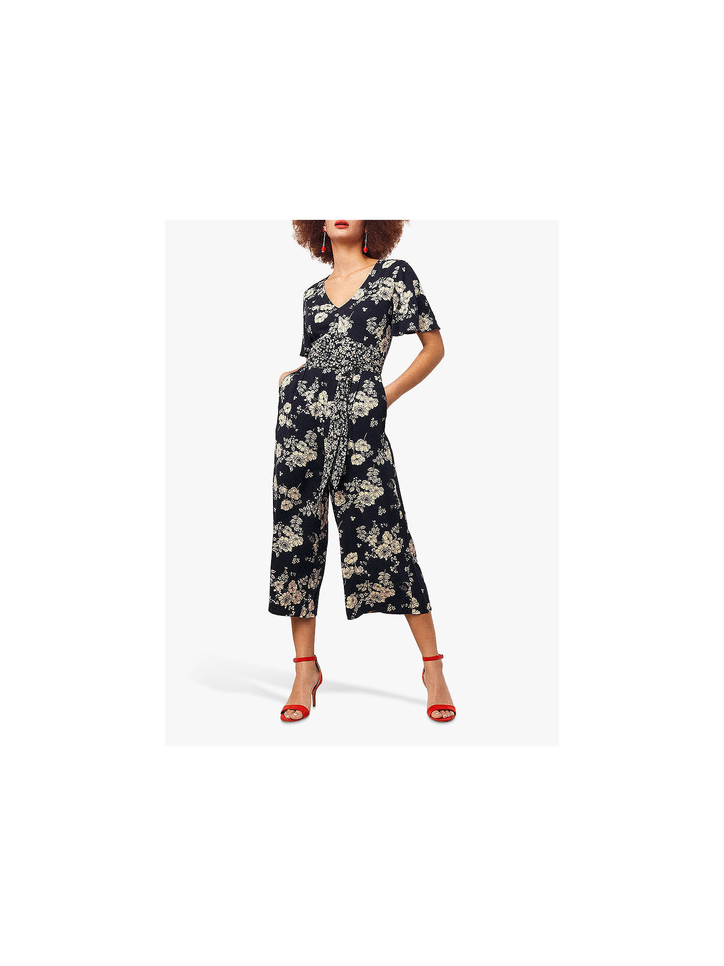 525f32b829 Buy Oasis Botanical Patched Jumpsuit