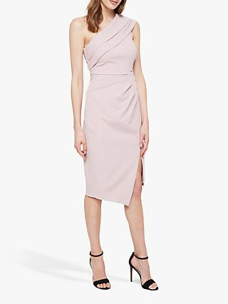 b2e6163c20 Damsel in a Dress Samira One Shoulder Midi Cocktail Dress