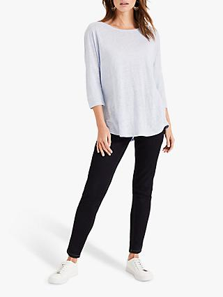 Phase Eight Catrina Linen Top