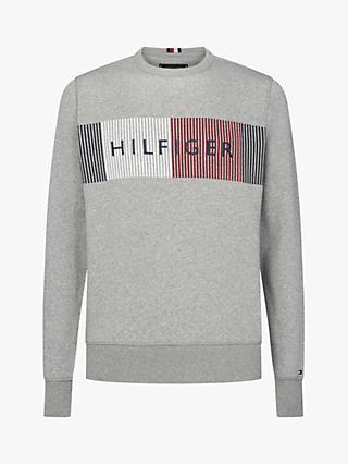 19ced14d Grey | Men's Sweatshirts & Hoodies | John Lewis & Partners