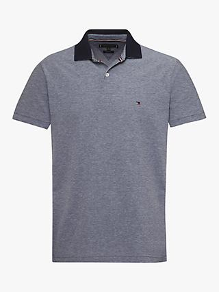 804a58d10 Tommy Hilfiger Under Collar Print Regular Polo Shirt