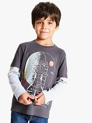 7d71fcd53 Boys' Shirts & Tops | T-Shirts & Polo Shirts | John Lewis & Partners