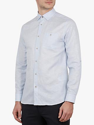 83fef1d7a Ted Baker Emuu Linen Shirt
