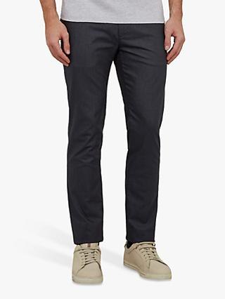 Ted Baker Stelim Slim Fit Textured Trousers