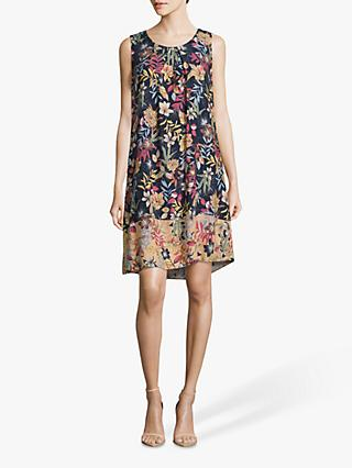 Betty & Co. Floral Print Shift Dress, Multi