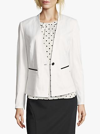 Betty & Co. Summer Blazer, Off White