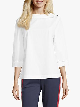 Betty & Co. Cotton Blouse, Bright White