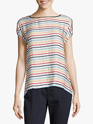 Betty & Co. Striped Top, Multi