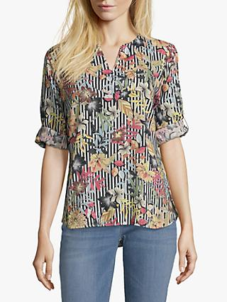 Betty & Co. Floral Print Blouse, Multi