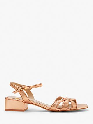 575d1819422 Boden Nerissa Low Block Heel Sandals