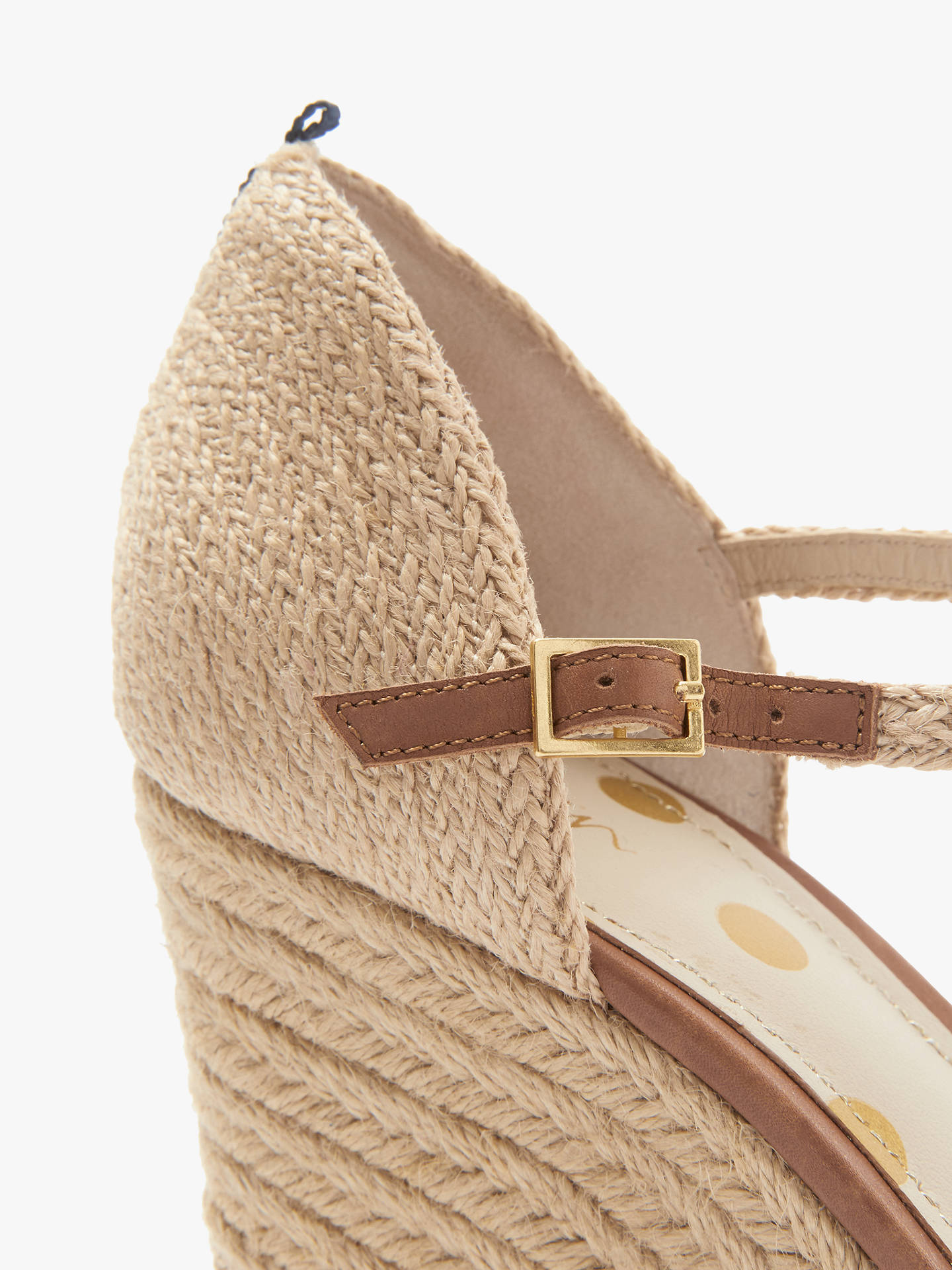 1699782b999 Boden Lily Espadrille Wedges, Natural