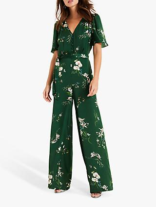 768bd3053027 Phase Eight Dalia Floral Print Jumpsuit